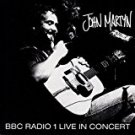 john martyn - BBC radio 1 live in concert CD 1992 windsong BBC like new