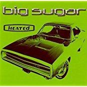 big sugar - heated CD 1999 A&M 12 tracks used mint