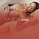 tamia - officially missing you the remixes CD single 6 tracks 2003 elektra used mint