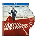 alfred hitchcock's north by northeast - 50th anniversary edition bluray 2009 warner used mint