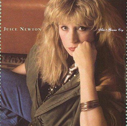 juice newton - ain't gonna cry CD 1989 BMG RCA 10 tracks used mint