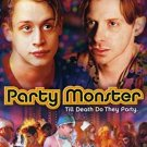 party monster - macaulay culkin DVD 2003 DEJ productions 99 minutes used mint