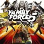 family force 5 - business up front / party in the back CD 2006 maverick warner used mint