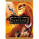 lion king DVD Disney 2-disc Platinum Edition 1994 2003 used