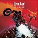 meatloaf - bat out of hell Gold CD 1977 sony mastersound epic legacy 7 tracks used