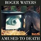 roger waters - amused to death CD 1992 sony 14 tracks used mint