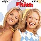 hope & faith - season 1 DVD 2009 ABC lionsgate new factory-sealed