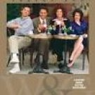 will & grace - season one DVD 4-disc set 2003 NBC used mint