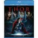 thor bluray + DVD 2011 paramount used mint