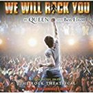 we will rock you by queen and ben elton from rock theatrical live, dominion london CD 2003 EMI