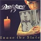 dokken - erase the slate CD 1999 CMC international BMG  12 tracks used mint