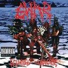 gwar - scumdogs of the universe CD 1990 metal blade 13 tracks used mint