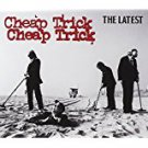 cheap trick - the latest CD 2009 cheap trick 13 tracks used mint