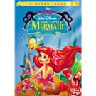 little mermaid - limited issue DVD 1999 disney 83 minutes G used mint