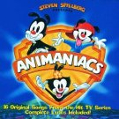 steven spielberg presents animaniacs CD 1993 warner kid rhino 17 tracks used mint