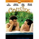 cousins - ted danson + isabella rossellini DVD 2001 paramount 113 mins used mint