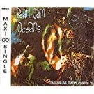 pearl jam - oceans CD maxi single 1992 sony epic 4 tracks used mint
