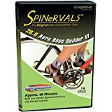 Spinervals Competition Series 28.0 Aero Base Builder VI DVD 2008 lifesports used mint