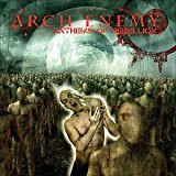 arch enemy - anthems of rebellion CD 2003 century media 13 tracks used mint