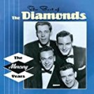 the diamonds - best of the diamonds the mercury years CD 1996 polygram 22 tracks used mint