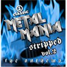 VH1 classic metal mania stripped vol.2 the anthems CD 2005 sidewinder 15 tracks used mint