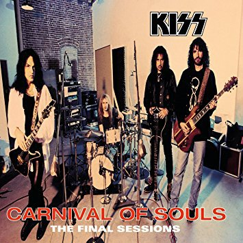 kiss - carnival of souls CD 1997 mercury 12 tracks used mint