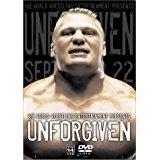 WWE unforgiven 2002 DVD 180 minutes used mint