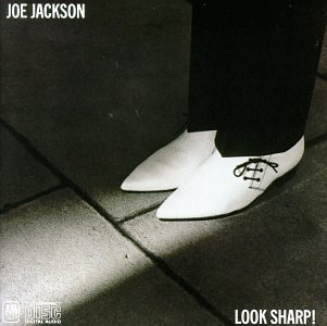 joe jackson - look sharp! CD 1979 A&M 11 tracks used mint
