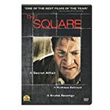 the square - david roberts DVD 2008 sony 106 minutes R region 1 used mint