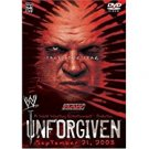 WWE unforgiven 2003 DVD 180 minutes used mint
