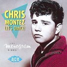 chris montez - let's dance CD 1992 ace records 20 tracks used mint