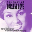 darlene love - best of CD 1992 abkco 15 tracks used mint