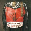 new model army - ghost of cain CD 1986 EMI 10 tracks used mint