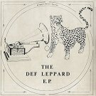 "def leppard - def leppard E.P. 12"" vinyl RSD 2017 UMC mercury made in germany new sealed"
