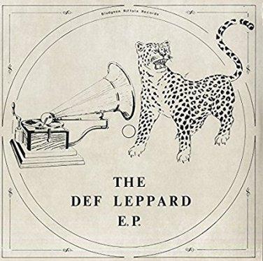 "def leppard - def leppard E.P. 12"" vinyl RSD 2017 UMC mercury made in germany new sealed"