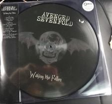 avenged sevenfold - waking the fallen double LP picture disc RSD 2017 new