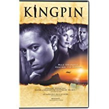 kingpin - producer's cut DVD 3-discs 2003 NBC spelling 303 minutes used mint