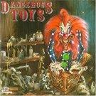 dangerous toys - dangerous toys CD 1989 CBS 11 tracks used mint