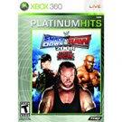 xbox 360 WWE smack down vs raw 2008 teen used mint