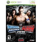 xbox 36 WWE smack down vs raw 2010 Teen used mint