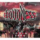 loudness - lightning strikes CD 3-disc box 2016 warner japan used mint