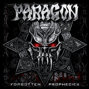 paragon -forgotten prophecies CD + DVD 2007 remedy germany used mint