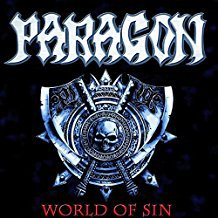 paragon - world of sin and chalice of steel CD 2-disc set remedy germany used mint