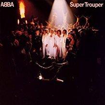 abba - super trooper CD 1980 polar polydor 10 tracks used mint