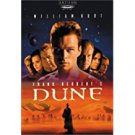 frank herbert's dune - william hurt DVD 2-discs 2001 artisan used mint