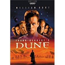 frank herbert's dune - william hurt DVD 2-discs 2001 artisan used mint