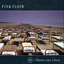 pink floyd - a momentary lapse of reason CD 1997 sony 10 tracks used mint