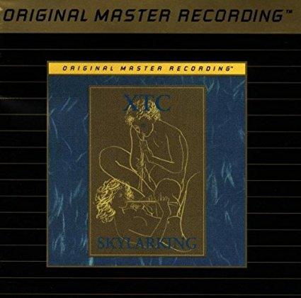 xtc - skylarking GOLD CD 1986 mobile fidelity sound lab 14 tracks used mint
