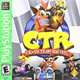 playstation - CTR: crash team racing 1999 sony Everyone used mint