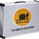 man from U.N.C.L.E. complete series DVD 41-disc set 2008 warner used